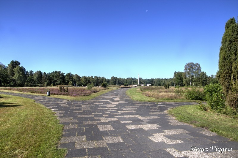 Bergen-Belsen Concentration Camp