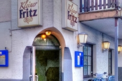 The Little Fritz, pub