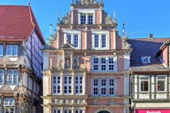 Osterstrasse, Hameln, Germany