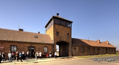 Auschwitz Extermination Camp