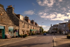 Fountain Square, Brora