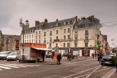 Place nationale, Dieppe