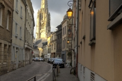 Rue Saint-Just, Harfleur
