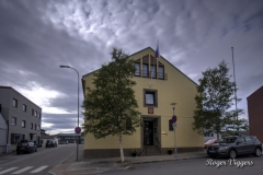 Kirkenes, Norway. Russian consulate