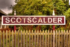 Scotscalder Station