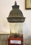 Bucharest gas lamp