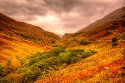 Glen Shiel, Ross and Cromarty