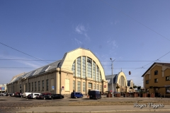 Central Market Halls, Riga, Latvia
