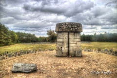 Treblinka Extermination Camp monument