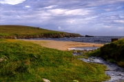 Skaw beach, Unst, Shetland.