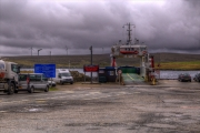 Belmont ferry terminal.