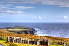 Lamba Ness, Unst, Shetland.