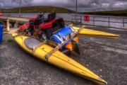 Catamaran, Mid Yell, Yell, Shetlands.