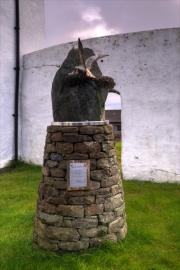 Burravoe, Yell, Shetlands.