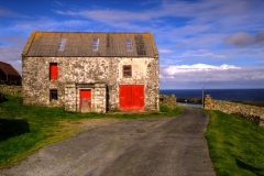 Breckon, Yell, Shetlands.