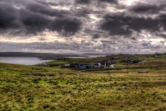 Cullivoe, Yell, Shetlands.