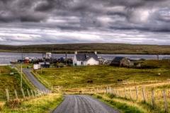 Stonganess, Yell, Shetlands.