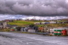 Mid Yell, Yell, Shetlands.