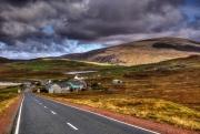 Urafirth, Shetland.