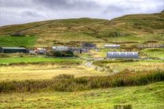 Isbister, Norrth Roe, Shetland.