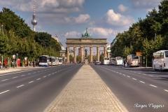 Straße des 17. Juni, Berlin, Germany