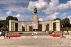 Soviet war memorial, Berlin, Germany