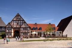 A40 - Open Air Museum inn, The White Horse.