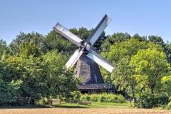 E1 - smock windmill
