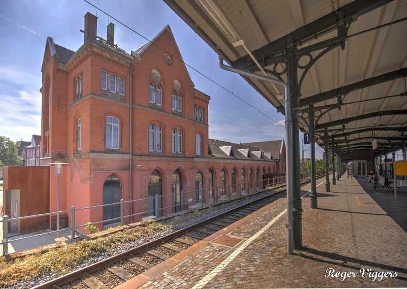 Bahnhof, Detmold