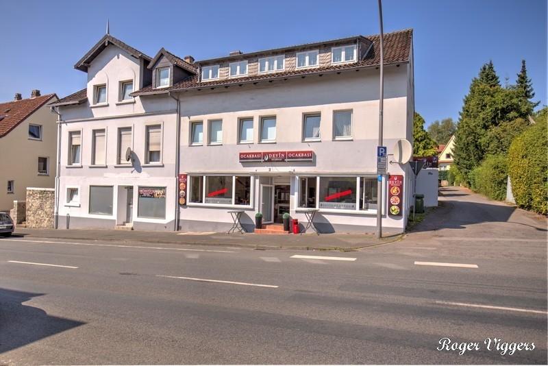 The former Ritter Stuben, Lemgoer Strasse, Detmold, Germany