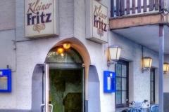 The Little Fritz, pub