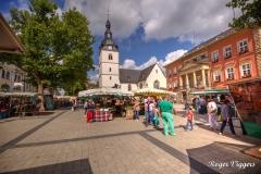 Markt Platz, Detmold, Germany