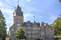 Schloss, Detmold