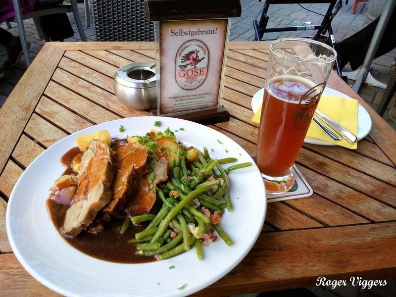 Goslar roast pork