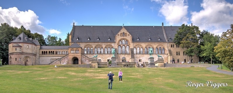 Kaiserpfalz, Goslar, Germany