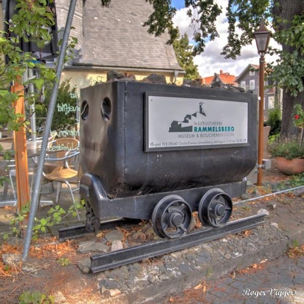 Mining Tub, Goslar, Germany