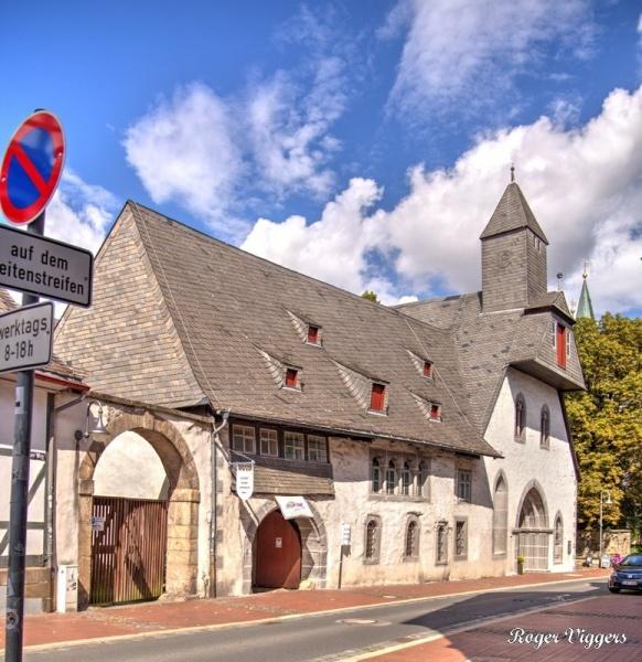 Hoher Weg, Goslar