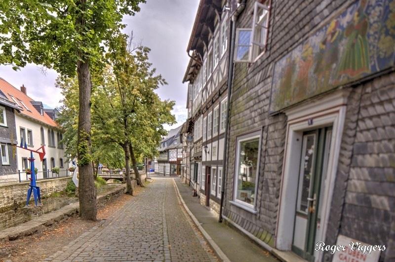 Abzuchtstraße, Goslar, Germany