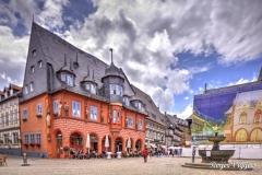 Marktplatz, Goslar, Germany