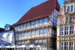 Osterstrasse, Hameln, Germany
