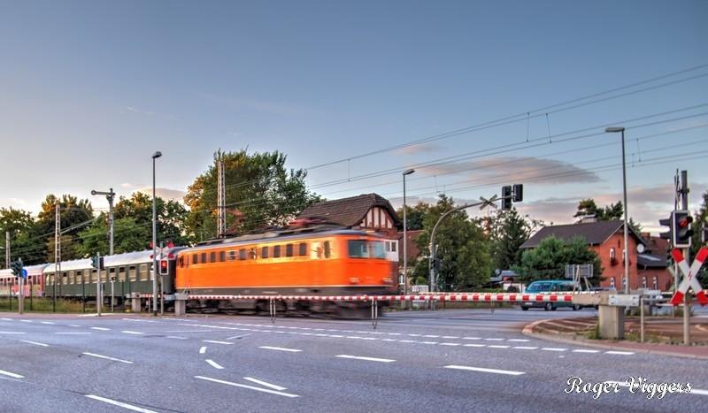 Königsborn level crossing