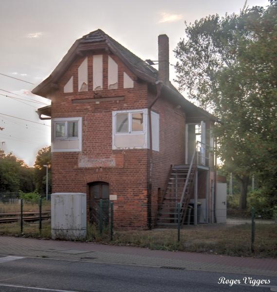 Königsborn signal box