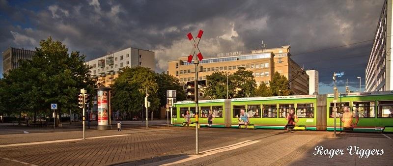 Magdeburg, Sachsen-Anhalt, Germany.