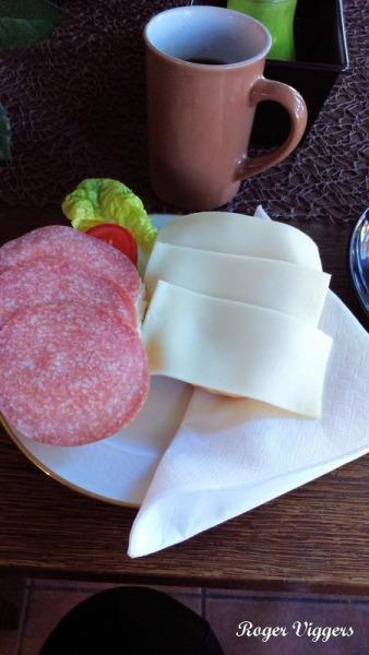 Breakfast at Cafe Plusch, Munster