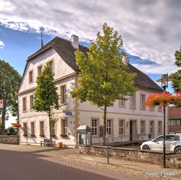Nieheim police station