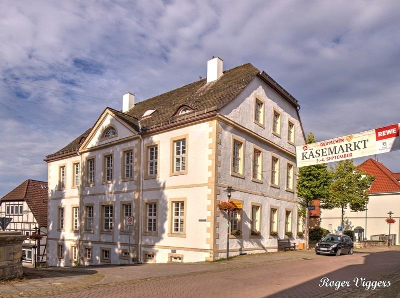 Nieheim, Marktstrasse