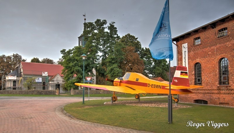Let Z-37A, Stölln, Brandenburg