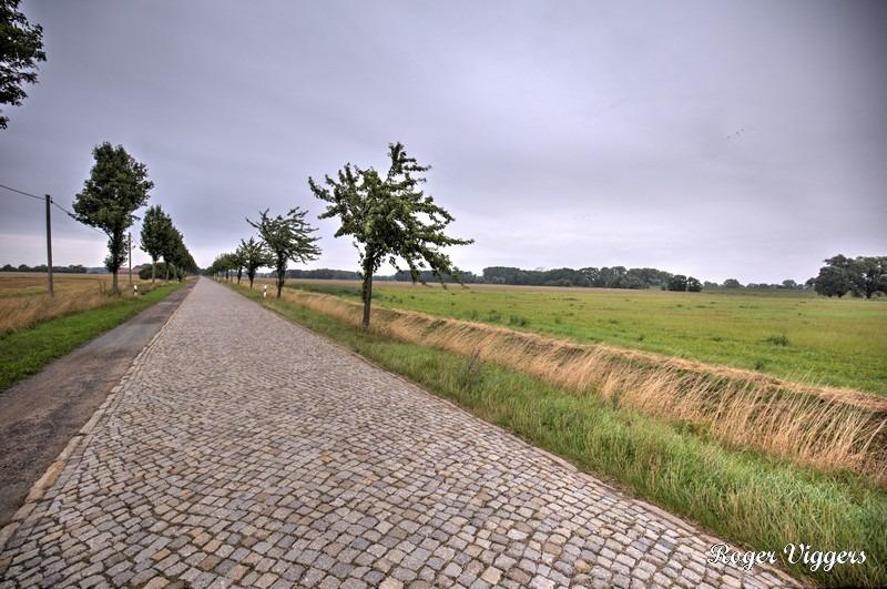 L2 road to Hansestadt Werben (Elbe), Germany