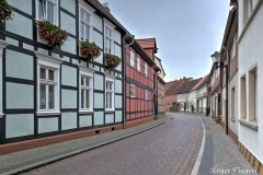 Seehausder Strasse, Hansestadt Werben (Elbe), Germany