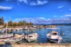 Agiou Andrea harbour